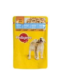 Konservuotas ėdalas jauniems šunims Pedigree, su vištiena, 100 gr