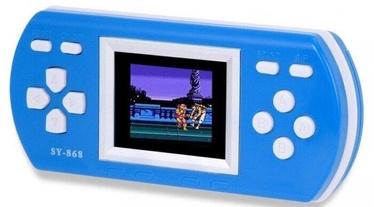 Игровая приставка - синяя