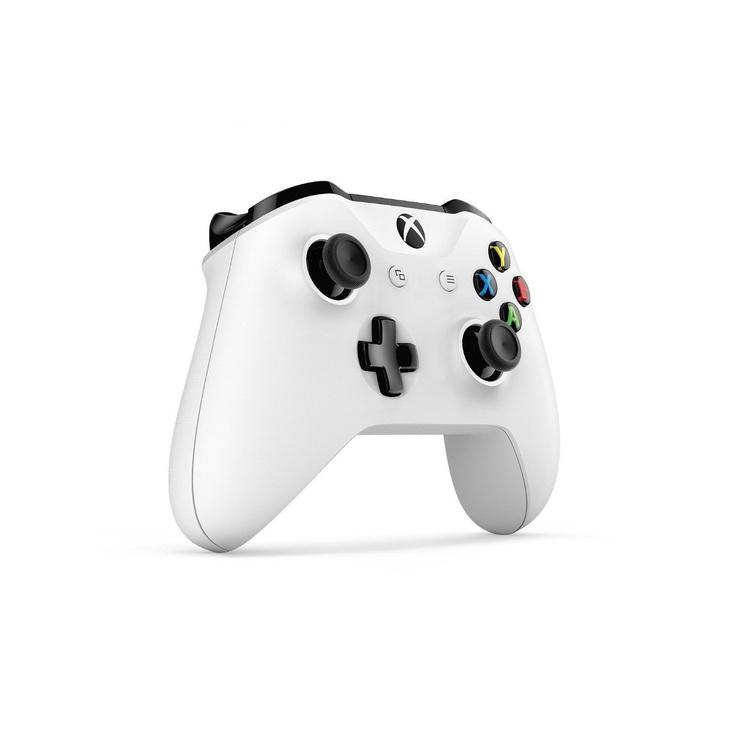 Belaidis žaidimų valdymo pultas Microsoft Xbox One S White