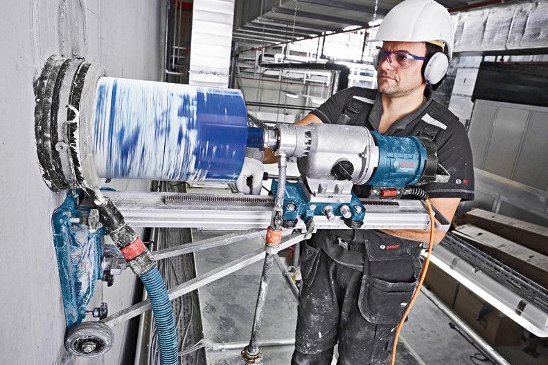 Bosch GDB 350 WE Diamond Drill