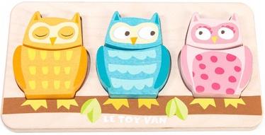 Koka puzle Le Toy Van Chouette Owl PL027