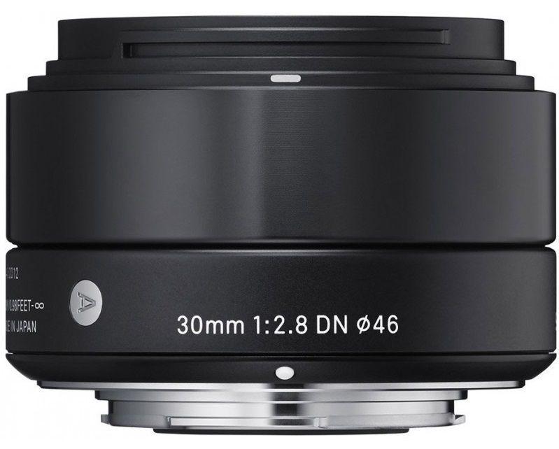 Sigma AF 30mm f/2.8 ART EX DN for Sony