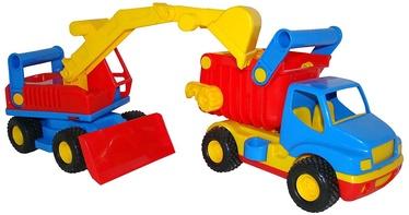 Wader ConsTruck & Farmer Technic 40855