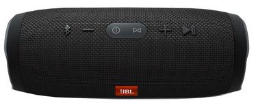 Belaidė kolonėlė JBL Charge 3 Waterproof Portable Bluetooth Speaker Black