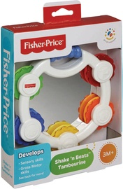 Погремушка Fisher Price Shake & Beats Tambourine BLT37