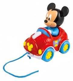 Clementoni Disney Baby Mickey Pull Along Car 17208