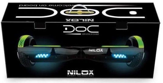 Riedis Nilox Doc 6.5 Black