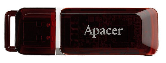 Apacer AH321 USB 2.0 16GB Red