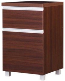 Bodzio Chest of Drawers Left AG50 Walnut
