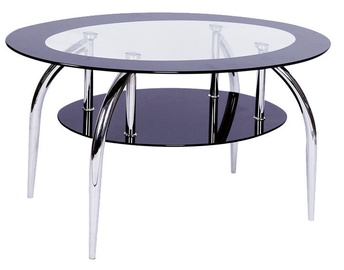 Signal Meble Loja Coffee Table Black