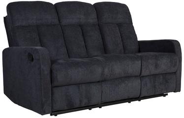 Home4you Sofa Flexy-3 Dark Gray 21524