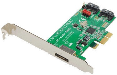 Dawicontrol DC-610e PCIe SATA Retail