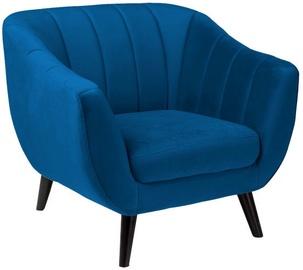 Fotelis Signal Meble Elite Velvet 1 Blue, 83x68x91 cm