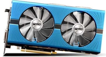 Sapphire Nitro+ Radeon RX 590 Special Edition 8GB GDDR5 PCIE 11289-09-20G