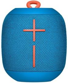 Belaidė kolonėlė Logitech Ultimate Ears Wonderboom Bluetooth Speaker Series Subzero Blue