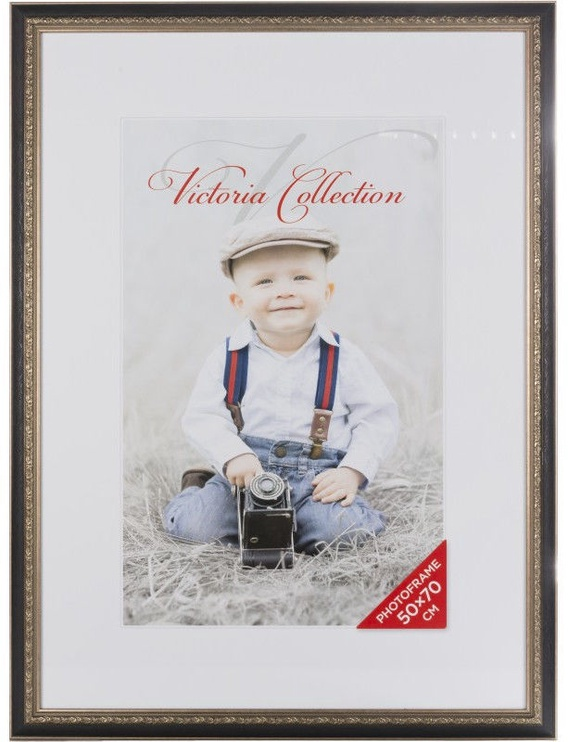 Victoria Collection Seoul Photo Frame 50x70cm Black