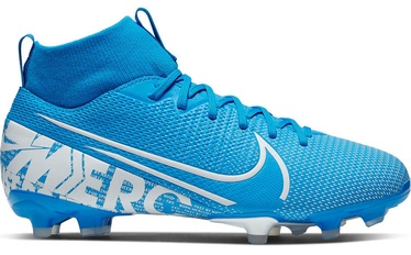 Nike Mercurial Superfly 7 Academy FG / MG JUNIOR AT8120 414 Blue 36