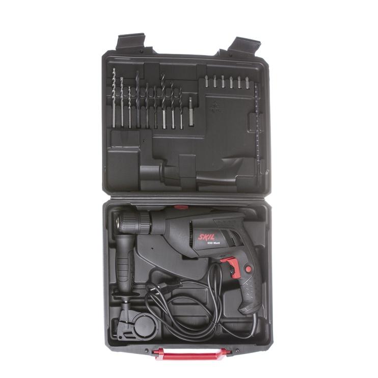 Elektrinis smūginis gręžtuvas Skil 6280 CK, 550 W