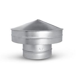Ventilācijas jumtiņš Alnor VHK-125, 125 mm