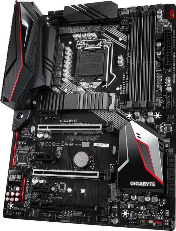 Mātesplate Gigabyte Z390 GAMING SLI