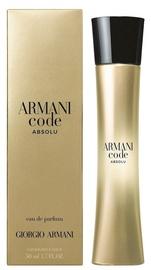 Giorgio Armani Code Femme Absolu 50ml EDP