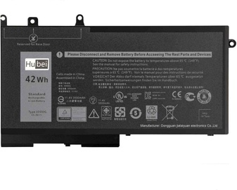 Dell 3VC9Y Battery 4200mAh