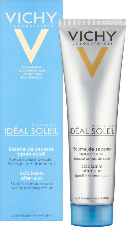 Vichy Capital Soleil After Sun Repairing Balm 100ml