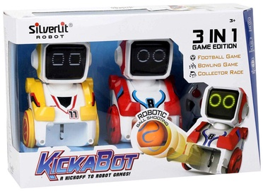 Žaislinis robotas Silverlit Kickabot 3in1 Game Edition 88549