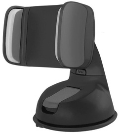 Qoltec Universal Car Holder For Smartphone 2.0-6.0'' Black