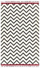 Ковер Wool White/Black, многоцветный, 150x240 см