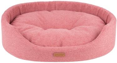 Amiplay Montana Oval Bedding M 52x44x14cm Pink