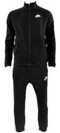 Nike NSW FLC Season Tracksuit Black 2XL