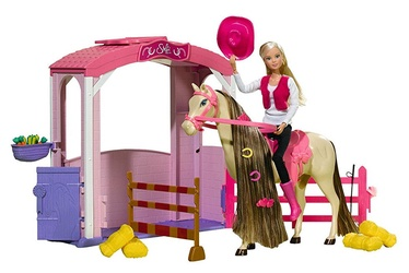 Simba Steffi Horse Stable Doll 5730373