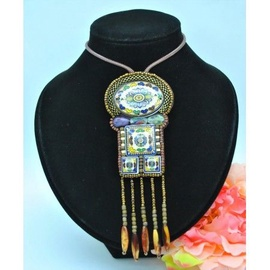 Vincento Fashion Necklace LC-1081