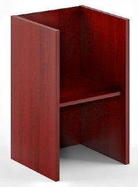 Skyland Shelf B 411 Burgundy