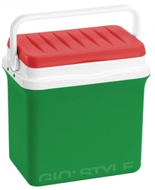 Šaltdėžė Gio'Style Dolce Vita 11309413 Red/Green, 22.5 l