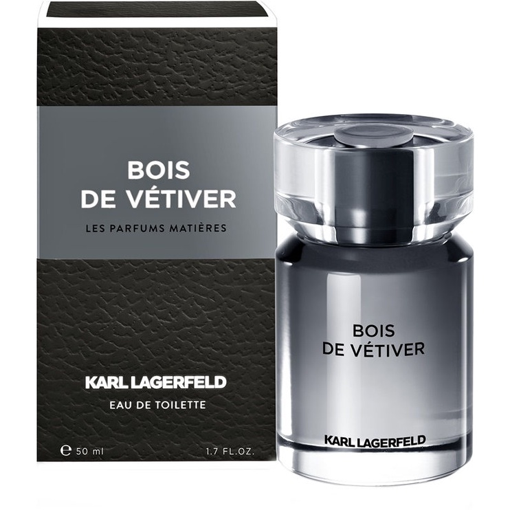 Tualetes ūdens Karl Lagerfeld Bois De Vétiver 50ml EDT