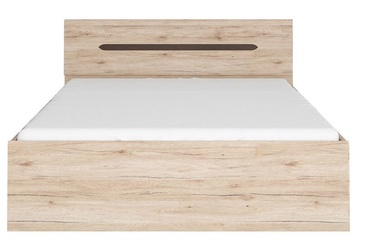Lova Black Red White Elpasso 160 San Remo Oak, 203.5x165 cm