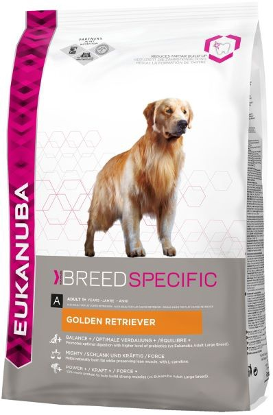 Eukanuba Adult Golden Retriever 12kg