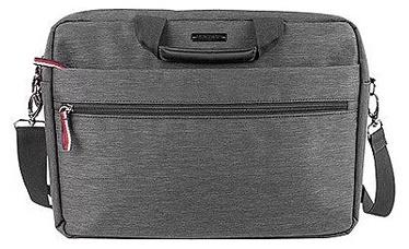 Сумка для ноутбука Natec Saigini NTO-1705, серый, 1-14.1″