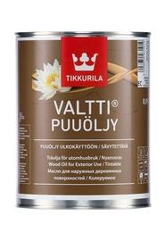 Medienos aliejus Tikkurila Valtti Puuoljy, bespalvis, 0.9 l