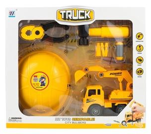 Žaislinis statybininko rinkinys SN Truck City Builders 501051894