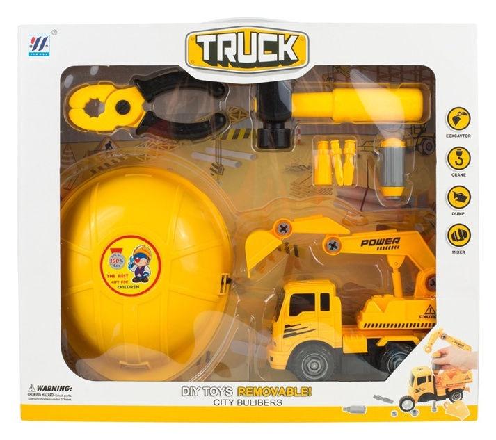 SN Truck City Builders 501051894