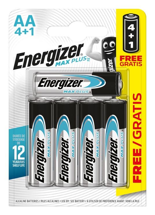 Baterijas Energizer Maxplus AAA, B4+1, 1.5v