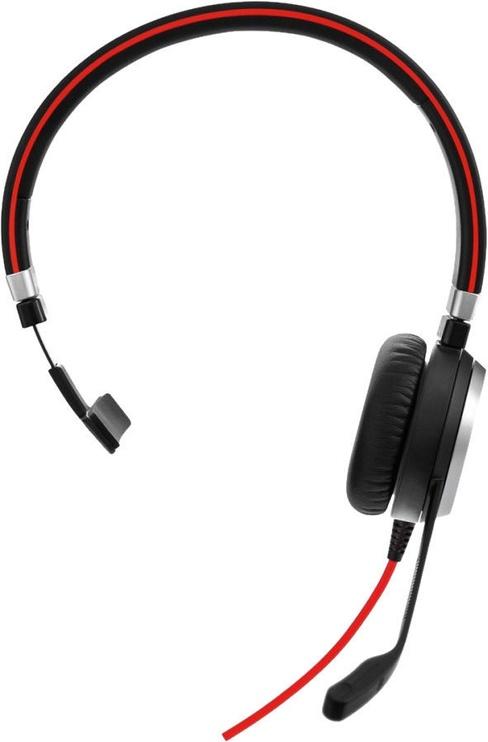Ausinės Jabra Evolve 40 Mono MS USB-C 6393-823-189
