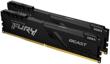 Оперативная память (RAM) Kingston FURY Beast DDR4 16 GB CL15 3000 MHz