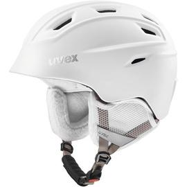 Uvex Fierce Ski Helmet White Matt 55-59