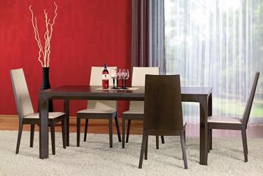 Pusdienu galds Halmar Santiago Wenge, 1800 - 2200x900x750 mm