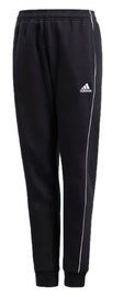 Adidas Core 18 Jr Sweat Pants CE9077 Black 128cm