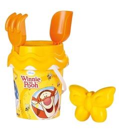 Smoby Disney Winnie The Pooh Bucket Set 040102S